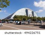 milton keynes  united kingdom   ... | Shutterstock . vector #494226751