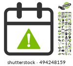 problem day icon with bonus... | Shutterstock .eps vector #494248159