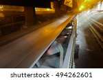belt conveyor | Shutterstock . vector #494262601