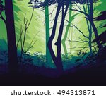 a high quality background of... | Shutterstock .eps vector #494313871