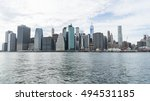 new york  usa   september 21 ... | Shutterstock . vector #494531185