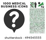 status balloon icon with 1000... | Shutterstock .eps vector #494545555