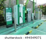 bangkok  thailand   october 2 ... | Shutterstock . vector #494549071