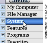 system. my own design of...