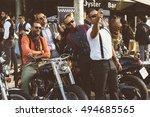 alicante  spain   september 25  ... | Shutterstock . vector #494685565