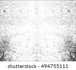 distressed overlay texture of...   Shutterstock .eps vector #494755111