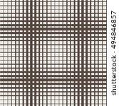 geometric seamless pattern.... | Shutterstock .eps vector #494846857