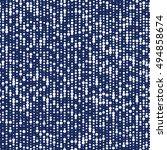 abstract seamless pattern.... | Shutterstock .eps vector #494858674
