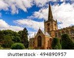 The Collegiate Church Of The...