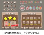 game user interface templates....