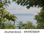 A View Of Lake Erie From Point...