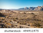 Red Rock Canyon  Desert In...