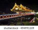 siem reap  cambodia   august... | Shutterstock . vector #494991109