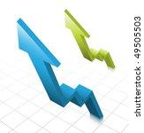 arrows | Shutterstock .eps vector #49505503