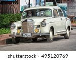 luang prabang  laos   circa dec ... | Shutterstock . vector #495120769