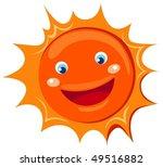 illustration of isolated... | Shutterstock .eps vector #49516882