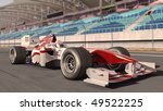 high quality 3d rendering of a...   Shutterstock . vector #49522225