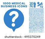 status balloon icon with 1000... | Shutterstock .eps vector #495370249