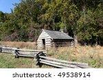 Cabin Used By Revolutionary War ...