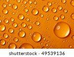 water drops background | Shutterstock . vector #49539136