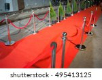 red carpet | Shutterstock . vector #495413125