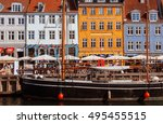 copenhagen  denmark   september ... | Shutterstock . vector #495455515