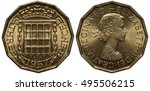 Great Britain British Coin Tre...