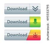 download button | Shutterstock .eps vector #495553795