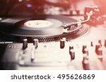Turntable Vinyl Record Player...