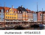 copenhagen  denmark   september ...   Shutterstock . vector #495643015