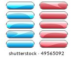 colorful button for all website | Shutterstock . vector #49565092
