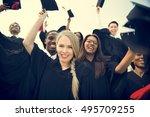 Small photo of College Degree Education Alumni Friend Concept