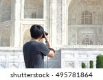 Close Up Of Photographer On...