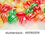 assorted colour candies | Shutterstock . vector #49590559
