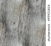 Natural Fluffy Animal Fur From...