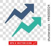 vector trends eps vector... | Shutterstock .eps vector #496000024