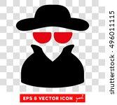 vector spy eps vector... | Shutterstock .eps vector #496011115