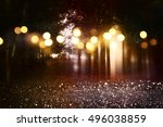 abstract and mysterious... | Shutterstock . vector #496038859