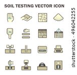 Vector Icon Of Soil And Soil...