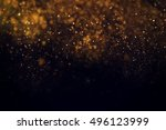 abstract festive background.... | Shutterstock . vector #496123999