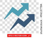 vector trends eps vector... | Shutterstock .eps vector #496137784