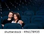 getting all romantic. beautiful ... | Shutterstock . vector #496178935