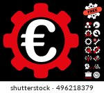 euro options pictograph with...