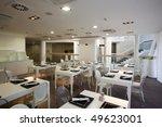 interior of a restaurant | Shutterstock . vector #49623001