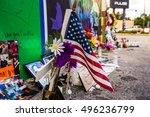 orlando  fl usa. october 1 ... | Shutterstock . vector #496236799
