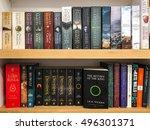 bucharest  romania   september... | Shutterstock . vector #496301371