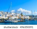 Naoussa Town  Paros Island  ...