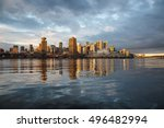 Downtown Vancouver Viewed From...