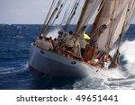 voilier | Shutterstock . vector #49651441