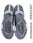 sole of of special contact shoe ...   Shutterstock . vector #496521367